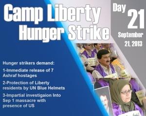 hunger strike21