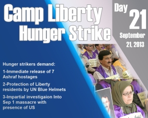 hunger strike21