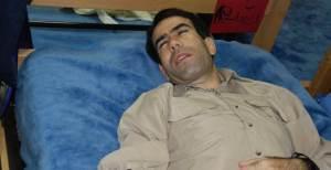 Habib-Allah Ghasemi, Camp Liberty hunger striker