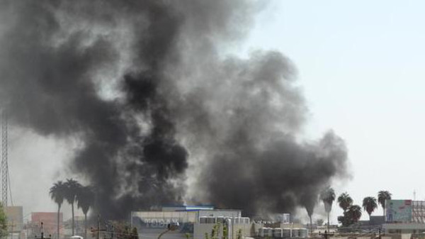 IRAQ-UNREST-KIRKUK-ATTACK
