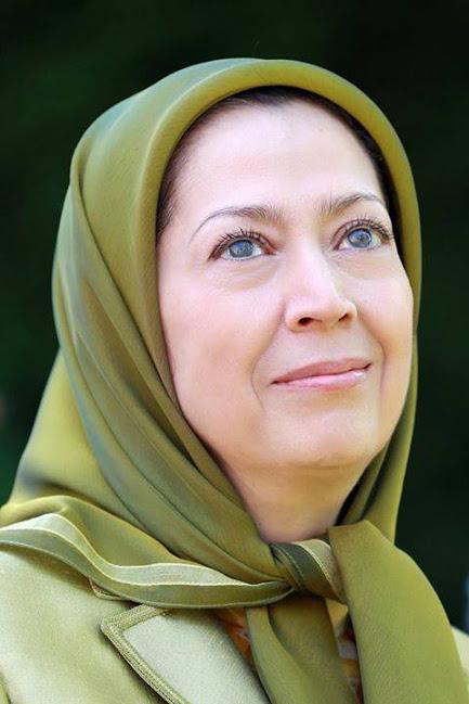 مریم رجوی رئیس جمهور برگزیده مقاومت ایران - ویلپنت (86)