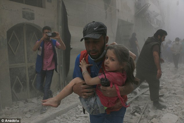 Aleppo: The Blood-soaked City of Syria