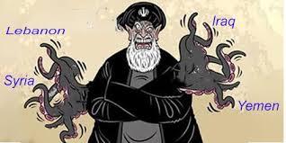 Iran meddling in the region